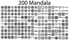 Various Mandala Collections - 200