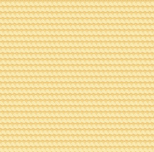 Straw Abstract Texture. Rattan Wattled Mat. Natural Bamboo Seamless Pattern. Basket Wicker Surface. Wickerwork Reed Carpet, EPS 10. Vector Illustration.