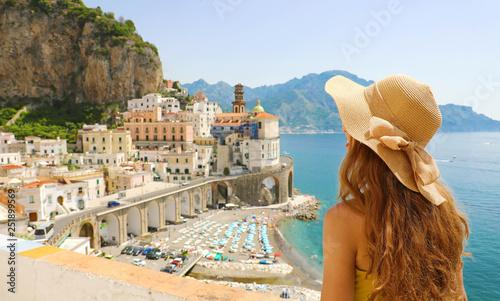 Fotografia  Summer holiday in Italy
