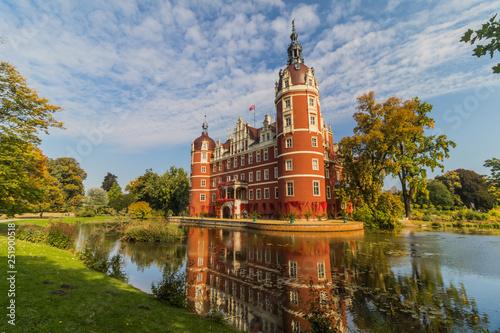 Fototapeta Pałac Mużakowski obraz