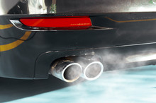 Car Smog And Air Pollution Fro...