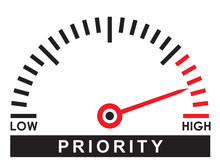 High Priority  Index Dial Scal...