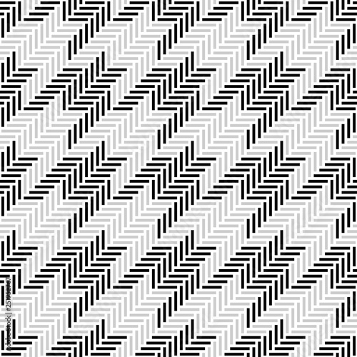 Photo  Seamless houndstooth pattern vector