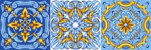 Portuguese Azulejo Ceramic Til...