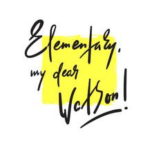 Elementary My Dear Watson - Fu...