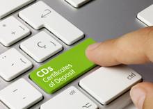 CDs Certificates Of Deposit