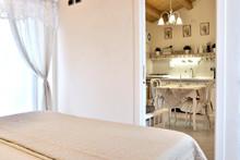 Appartamento Con Arredamento Romantico - Shabby-chic