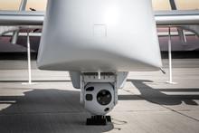 Multi-Sensor Surveillance Camera Pod Military Drone