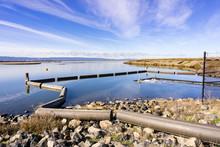 Open Water Flood Control Gate,...