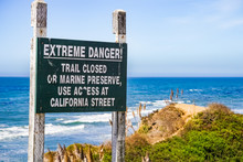 Sign On The Pacific Coast - Tr...