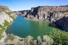 Snake River Canyon, Twin Falls, Idaho