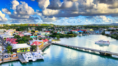 Photo Antigua Harbor