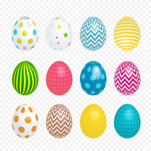 Beautiful Painted Eggs For Eas...