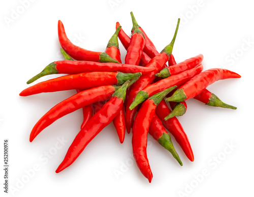 La pose en embrasure Hot chili Peppers chili pepper