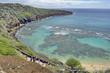 Beach on Oahu Island, Hawaii, USA