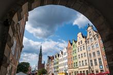 Poland, Gdansk, Hanseatic Leag...