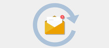 Email Marketing, Auto Responder Email / Email Automatic Auto Reply Response Icon Send