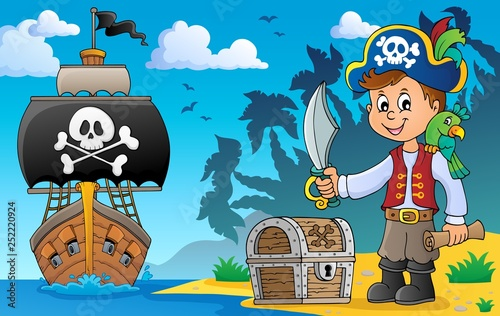 Pirate boy topic image 5