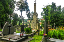 Lviv Lychakiv Cemetery 09