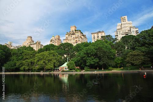Central park, Manhattan, New York, USA Poster Mural XXL