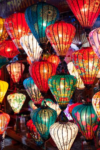 Photo  Hoi An Lanterns