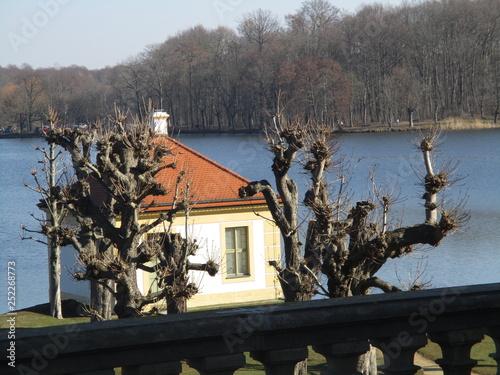 Fotobehang Zen Moritzburg