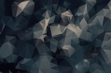 Polygonal Shapes Background, L...