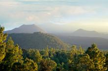Paricutin Volcano, San Juan Parangaricutiro, Michoacan, Mexico.