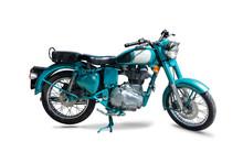 Classic British Motorcycle Iso...