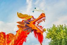Dragon Dance, Chinese New Year, Montevideo, Uruguay