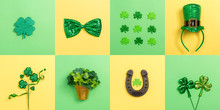 St. Patrick's Day Theme With F...
