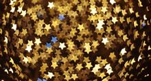 Star Gold Background