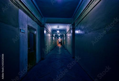 Fotografija Dark corridor