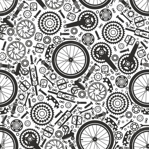 Bicycles Wallpaper Mural