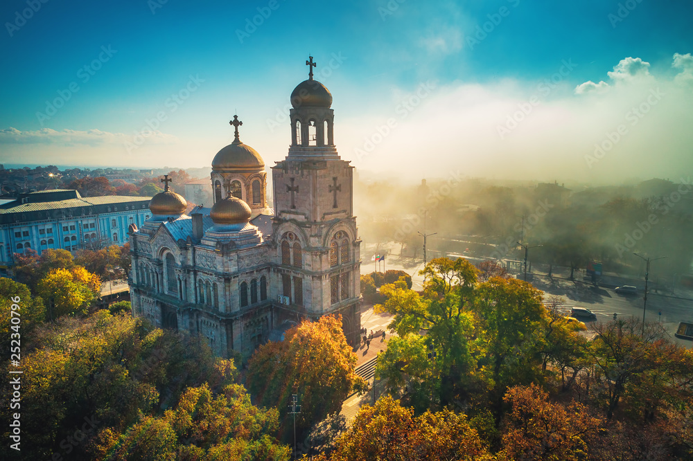 Fototapety, obrazy: The Cathedral of the Assumption in Varna