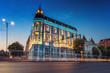 Popular Landmark in Varna, naval hotel