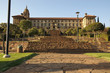 canvas print picture - The Union Buildings, the official seat of the South African government, Pretoria, South Africa.