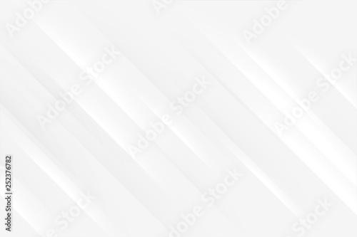 Obraz elegant white background with shiny lines - fototapety do salonu
