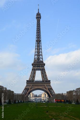 Poster Tour Eiffel Tour Eiffel - Paris - France