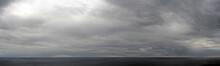 Gewitterwolken über Der Adria