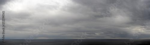 Obraz Gewitterwolken über der Adria - fototapety do salonu