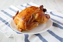 Homemade Tasty Rotisserie Chic...