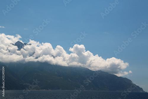 Fotografie, Obraz Mount Athos in Greece