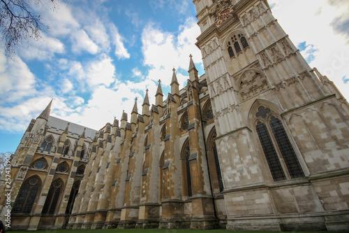 Fotografie, Obraz  London,England-December 8,2013:The London Westminster Abbey St Margaret Church i
