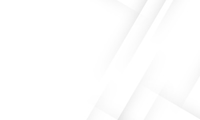 Minimal geometric white light background abstract design. vector EPS10.