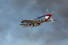 P51D Mustang (WWII American Fi...