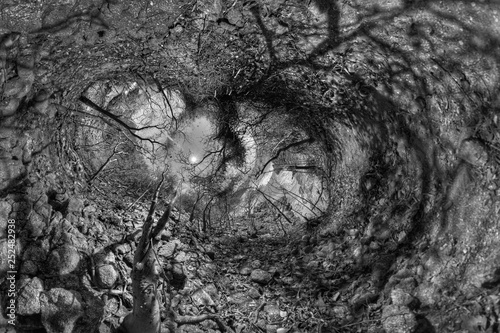 Fotografie, Tablou  Another dimension