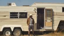 Redneck Trailer Trash Outside Impoverished Poverty Usa