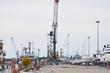 repair docks for yachts