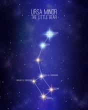 Ursa Minor The Little Bear Con...